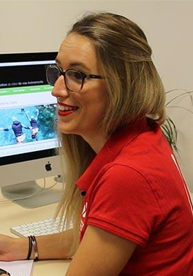 Camille Fabier - Chef de projet événementiel
