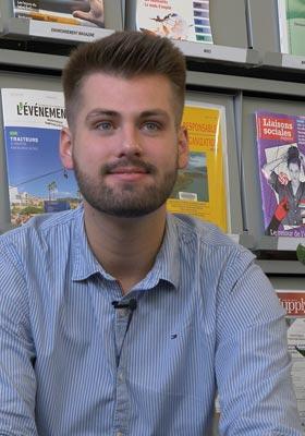 Arthur, étudiant: S'intégrer avec le BDE