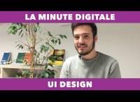 Minute digitale UI Design