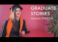 Témoignage diplômé BBA Internationa Excelia Hannah Preclik