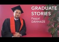 Témoignage diplômé Master of Science MSc Excelia Faycal Dahhaze