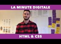 Minute digitale HTML CSS