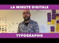 Minute digitale Typographie