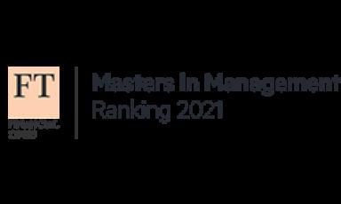 Classement mondial 2021 des Masters in Management…